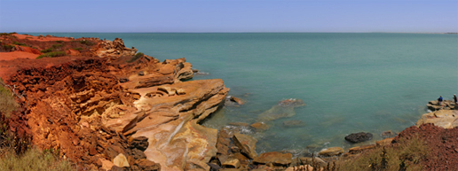 0546 - Gantheaume Point, Broome, W.A.