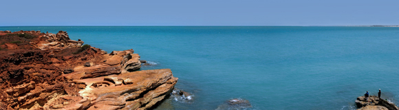 0274 - Gantheaume Point, Broome, W.A.