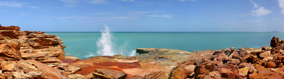 0333 - Anastasias Pool, Broome, W.A.