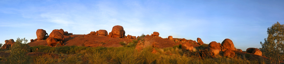 0482 - Sunrise at Devils Marbles, N.T.