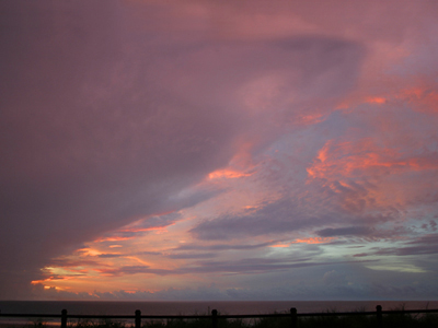 0345 - Pink Sunset, Cable Beach, W.A.