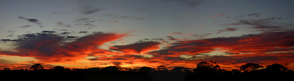 0509 - Outback Sunset, N.T.