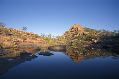 0123 - Bell Gorge, Kimberley, W.A.