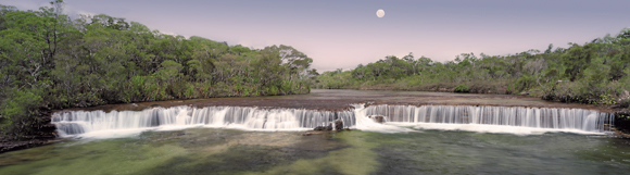 0585 - Fruit Bat Falls, Cape York, QLD