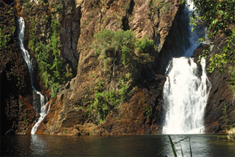 0631 - Wangi Falls, Litchfield National Park, N.T.