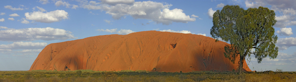 0463 - Ayers Rock, Uluru National Park, N.T.