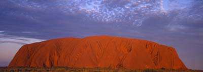0138 - Ayers Rock Sunset, N.T.