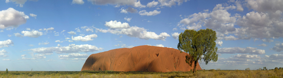 0458 - Ayers Rock, Uluru National Park, N.T.
