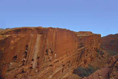 0175 - Kings Canyon, Watarrka National Park, N.T.