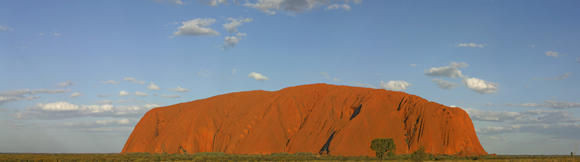 0461 - Ayers Rock, Uluru National Park, N.T.