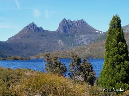 Dove Lake und Cradle Mountains - Tasmanien